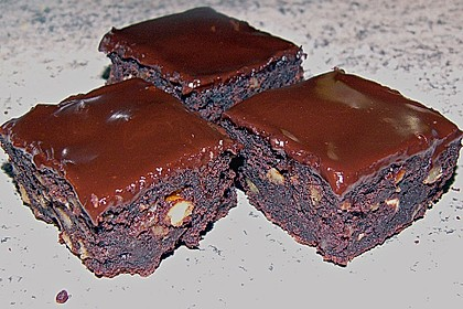 Triple Chocolate Brownies 29