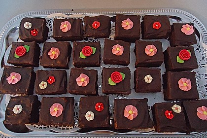 Triple Chocolate Brownies 39