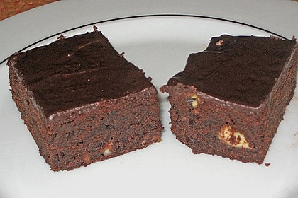 Triple Chocolate Brownies 55