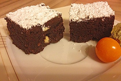 Triple Chocolate Brownies 58