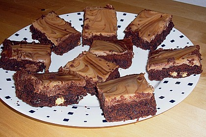 Triple Chocolate Brownies 63