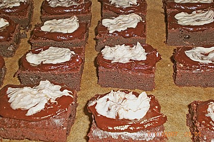 Triple Chocolate Brownies 66