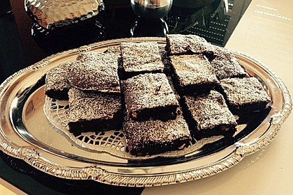 Triple Chocolate Brownies 62