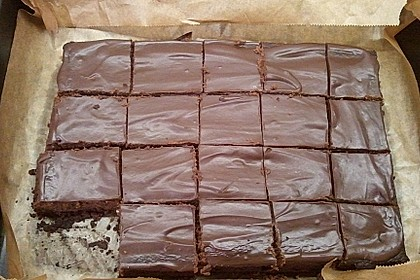 Triple Chocolate Brownies 44