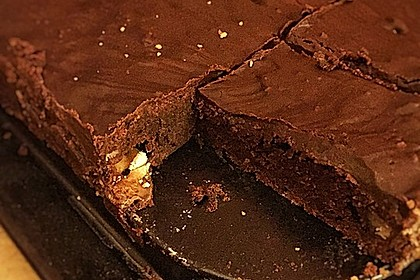 Triple Chocolate Brownies 119
