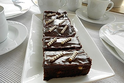Triple Chocolate Brownies 7