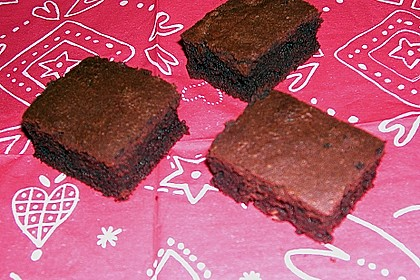 Triple Chocolate Brownies 100