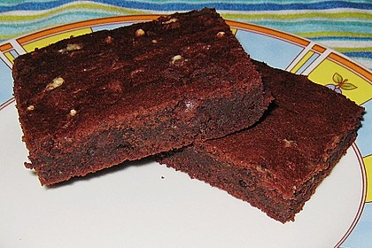 Triple Chocolate Brownies 57