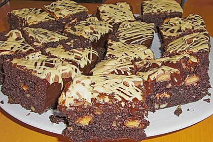 Triple Chocolate Brownies 53