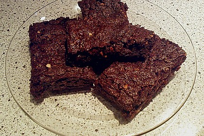 Triple Chocolate Brownies 80