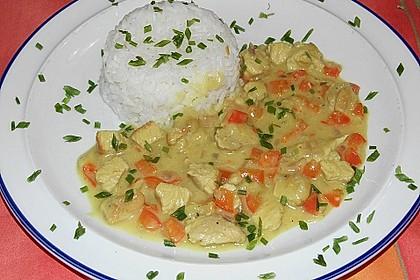 Bananen - Hühner - Curry 8