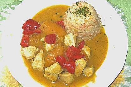 Bananen - Hühner - Curry 25