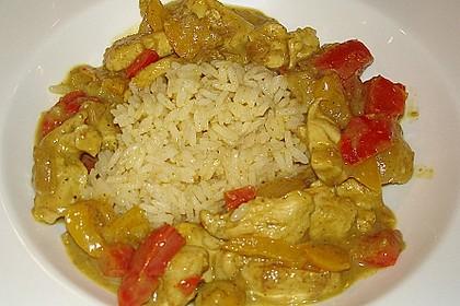 Bananen - Hühner - Curry 15