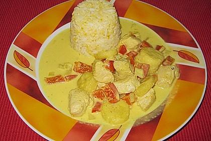 Bananen - Hühner - Curry 11