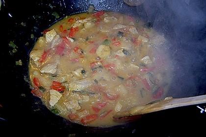 Bananen - Hühner - Curry 24