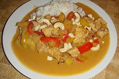 Bananen - Hühner - Curry 14