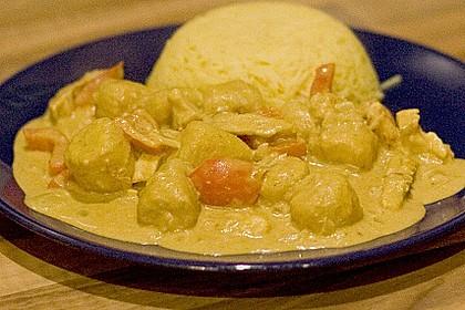 Bananen - Hühner - Curry 17