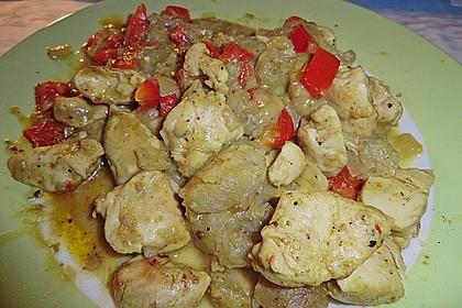 Bananen - Hühner - Curry 19