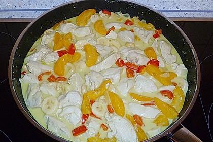 Bananen - Hühner - Curry 23