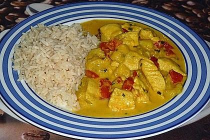 Bananen - Hühner - Curry 3
