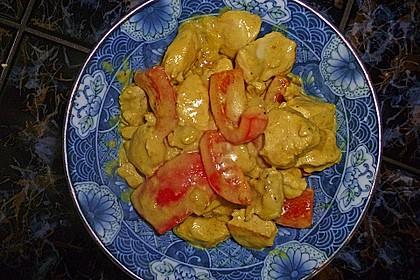 Bananen - Hühner - Curry 16