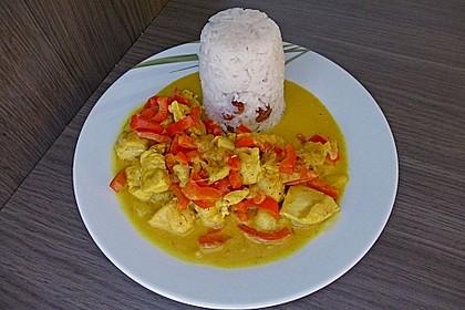 Bananen - Hühner - Curry 12