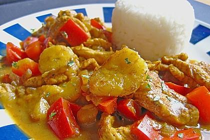 Bananen - Hühner - Curry 2