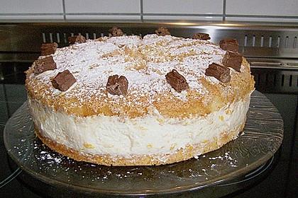 Ulis weltbeste cremigste Käsesahne - Torte 24