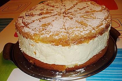 Ulis weltbeste cremigste Käsesahne - Torte 26