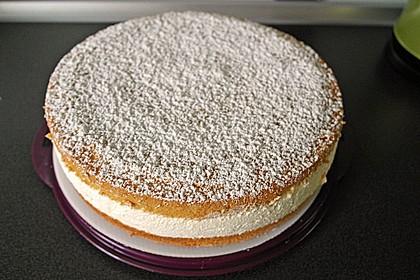 Ulis weltbeste cremigste Käsesahne - Torte 4