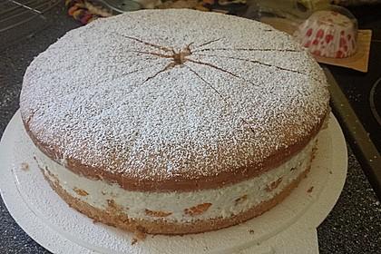 Ulis weltbeste cremigste Käsesahne - Torte 9