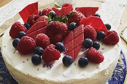 Ulis weltbeste cremigste Käsesahne - Torte 1