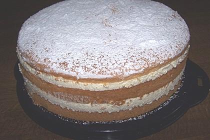 Ulis weltbeste cremigste Käsesahne - Torte 21