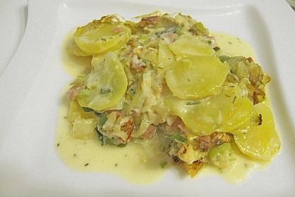 Kartoffel - Speck - Pie 1
