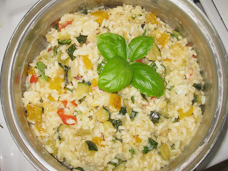 Zucchini Risotto Recipes — Dishmaps