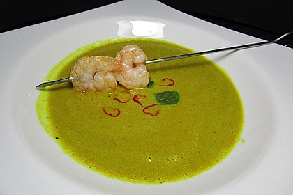 Currysuppe