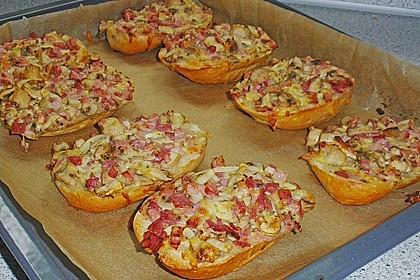 Die besten Pizzabrötchen aller Zeiten 7