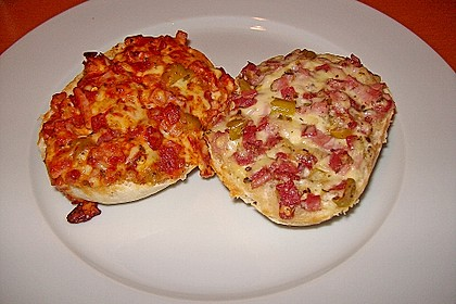 Die besten Pizzabrötchen aller Zeiten 4