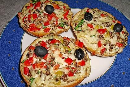 Die besten Pizzabrötchen aller Zeiten 12