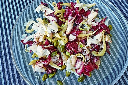 Radicchio - Fenchel - Salat 8