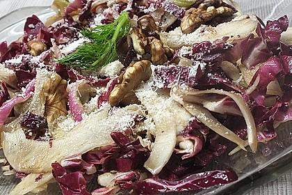 Radicchio - Fenchel - Salat 1