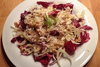 Radicchio - Fenchel - Salat 4