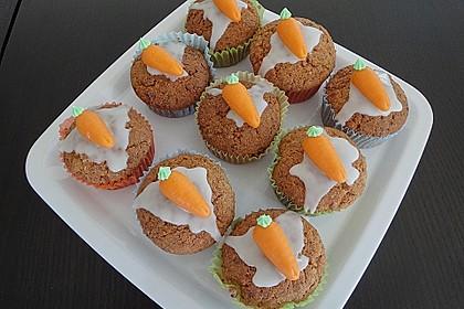 Karottenmuffins 0