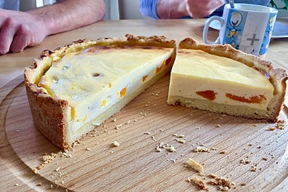 Käsekuchen mit Mandarinchen 55