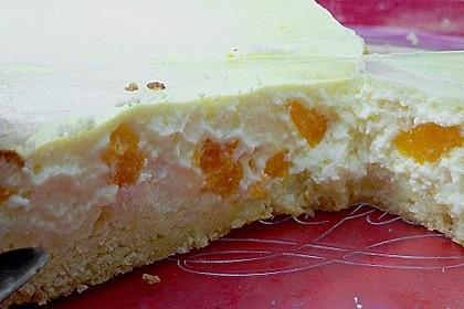 Käsekuchen mit Mandarinchen 44