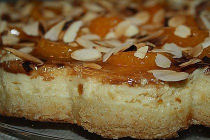 Käsekuchen mit Mandarinchen 56