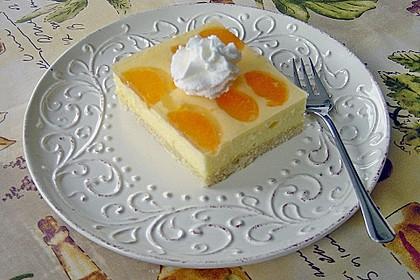 Käsekuchen mit Mandarinchen 7