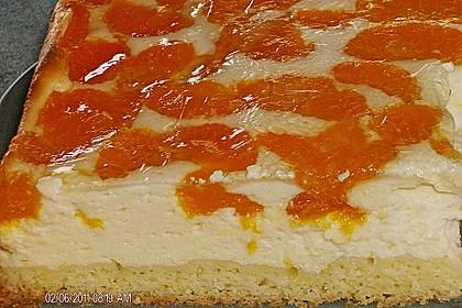 Käsekuchen mit Mandarinchen 24
