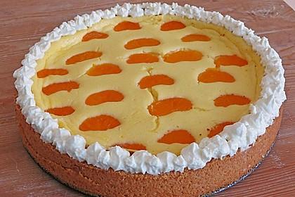 Käsekuchen mit Mandarinchen 6