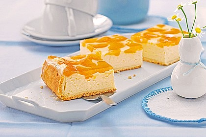 Käsekuchen mit Mandarinchen 0